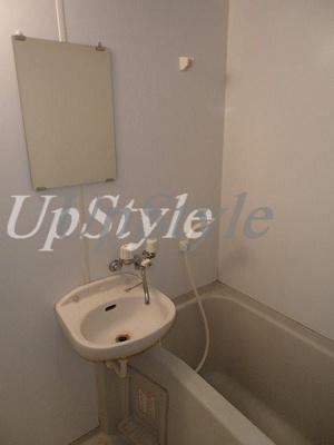 【浴室】ピースフル北上野