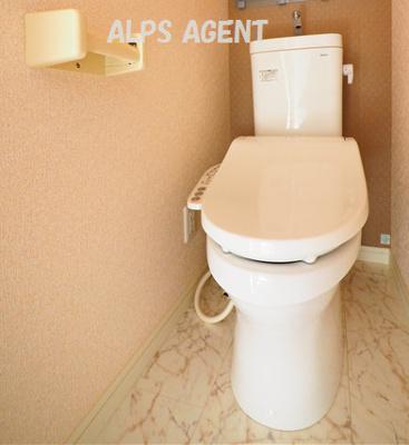 嬉しいシャワートイレ付(同一仕様)
