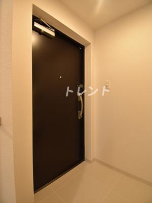 【玄関】グランジット月島