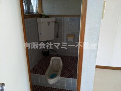 【トイレ】尾上町店舗O