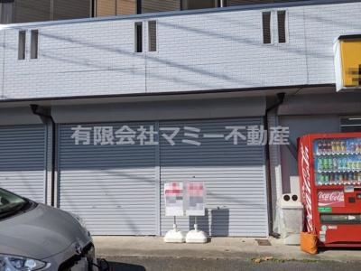 【外観】尾上町店舗O