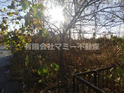 【外観】市場町借地H