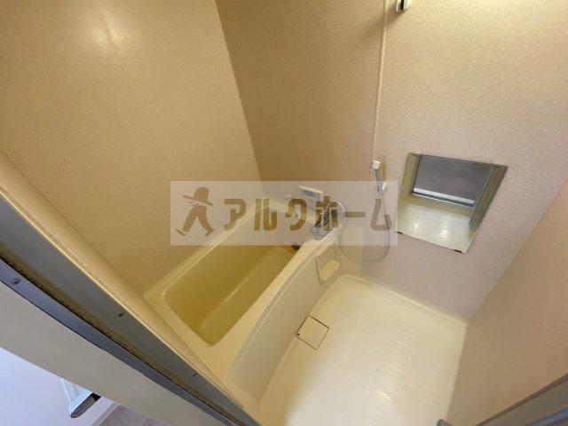 第6コーポ平野(柏原市平野・法善寺駅) 浴室