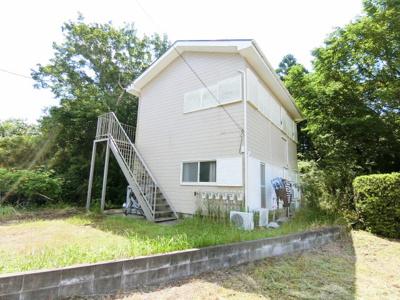 【外観】山武市上横地アパート