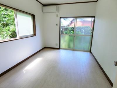 【洋室】山武市上横地アパート
