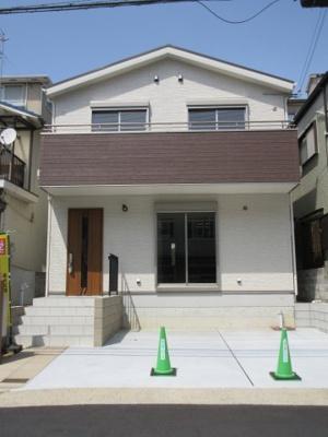 【外観】《》神戸市垂水区西舞子4丁目 新築戸建