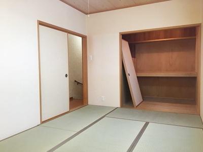 たっぷりの収納スペースで快適に暮らせます