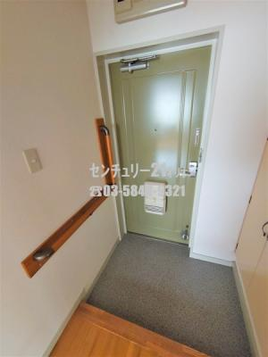 【玄関】アップルハイツI号棟-1F
