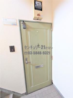 【エントランス】アップルハイツI号棟-1F