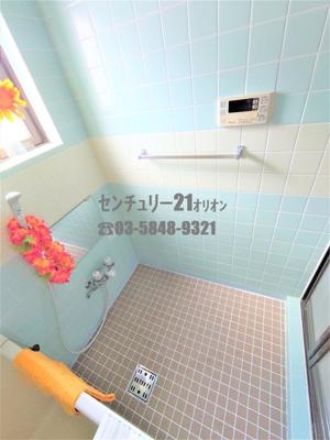 【浴室】アップルハイツI号棟-1F