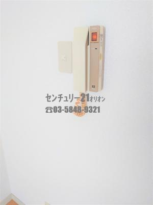 【セキュリティ】アップルハイツI号棟-1F