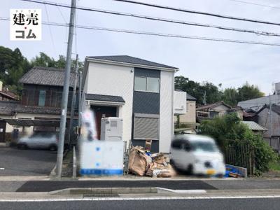 三木市本町3期 新築一戸建て 2021/8/3現地撮影