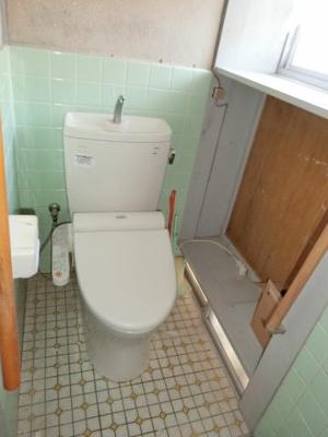 【トイレ】吉野町 売戸建