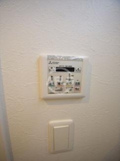 スプランディッド本町東 浴室乾燥機