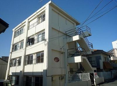【外観】センティール新百合ケ丘2
