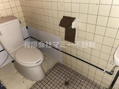 【トイレ】諏訪栄町店舗Y