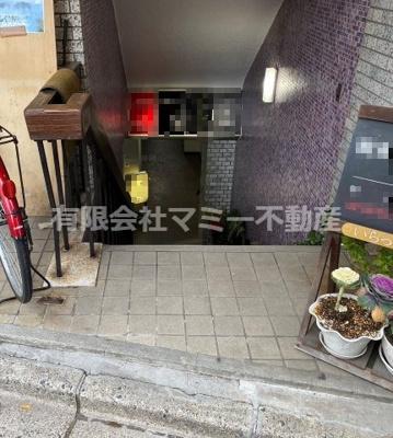 【エントランス】諏訪栄町店舗Y