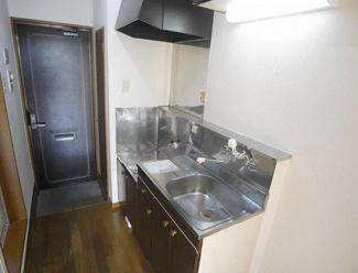【キッチン】《木造12.05%》仙台市太白区桜木町一棟アパート