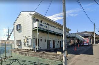 【外観】《木造12.05%》仙台市太白区桜木町一棟アパート