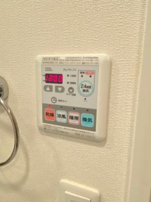 【設備】プレサンス堺筋本町駅前