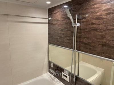 【浴室】ワイズセントラルパークおもろまち