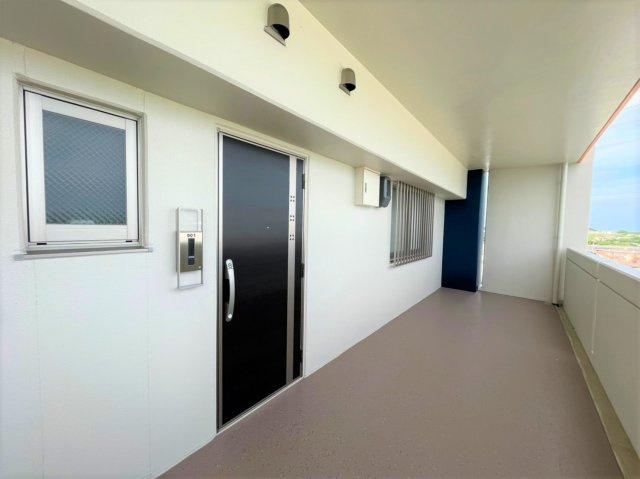 【地図】AREALⅢ Aタイプ