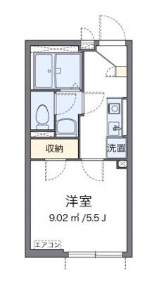 【区画図】ヴィアロ練馬桜台レジデンス