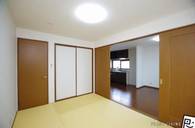 【和室】グランパルク大坪 A棟