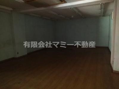 【内装】室山町店舗