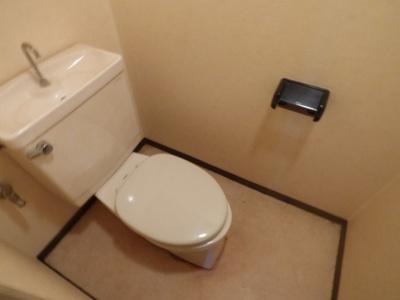 【トイレ】ハイツライラック