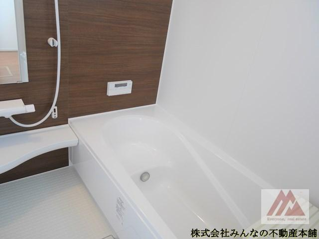 【浴室】久留米市宮ノ陣大杜 1期 1号棟 オール電化 ケイアイスタービルド