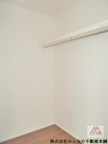 【収納】久留米市宮ノ陣大杜 1期 1号棟 オール電化 ケイアイスタービルド