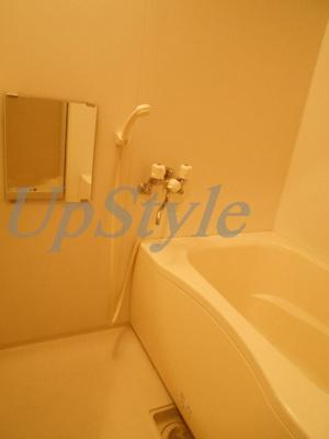 【浴室】アルビオン松が谷
