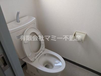 【トイレ】西新地事務所Y
