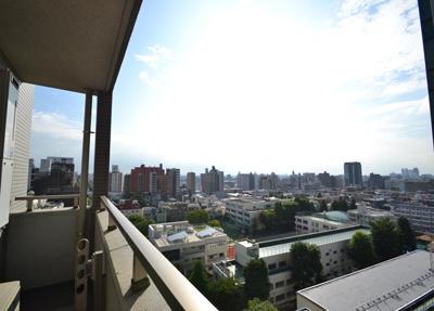【展望】NCRe新宿中央公園