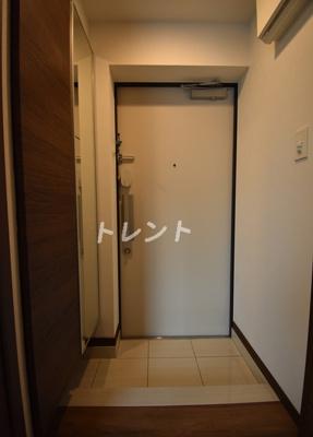 【玄関】プライムブリス門前仲町
