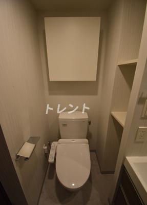 【トイレ】プライムブリス門前仲町
