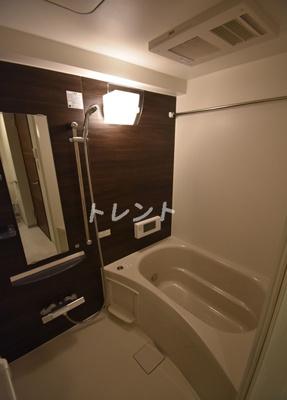 【浴室】プライムブリス門前仲町