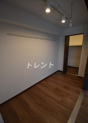 【寝室】プライムブリス門前仲町