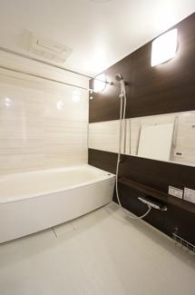 【浴室】クリーンリバーフィネス手稲ステーションフロント