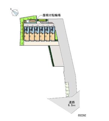 【地図】ブルーヒルズHK