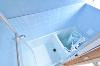 【浴室】マンション栄和