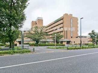 多摩北部医療センター(約1,713m)