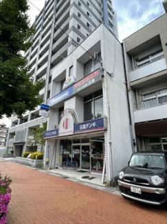 【外観】55685 岐阜市東金宝町店舗付住居