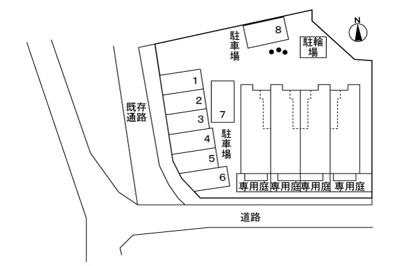 【区画図】サンリット