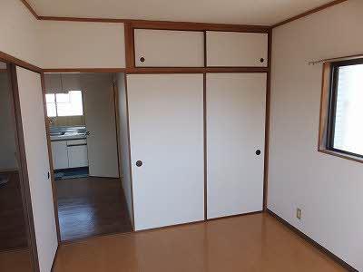 【和室】カルチェ佐川