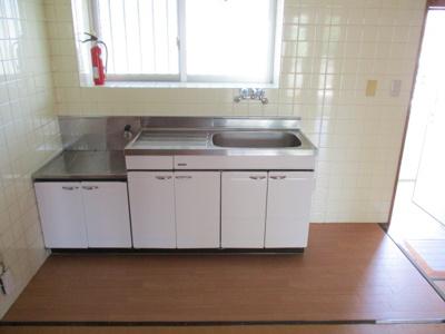 【キッチン】大城アパート3
