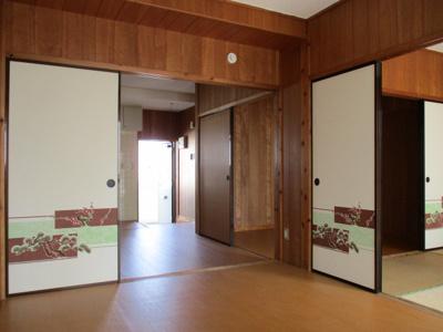 【和室】大城アパート3