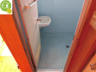 【浴室】大城アパート3