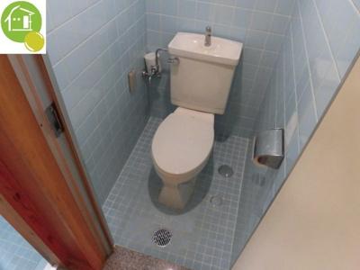 【トイレ】大城アパート3